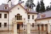 Фото 20 Дом с мезонином: отличия от мансарды и обзор комфортных вариантов планировки