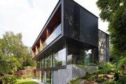 Фото 23 Дом с мезонином: отличия от мансарды и обзор комфортных вариантов планировки