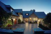 Фото 31 Дом с мезонином: отличия от мансарды и обзор комфортных вариантов планировки