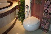 Фото 37 Гигиенический душ со смесителем скрытого монтажа: обзор 75+ мультифункциональных и практичных вариантов