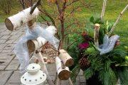 Фото 21 Как украсить сад к Новому году: 80 идей, которые преобразят ландшафтный дизайн вашего дома