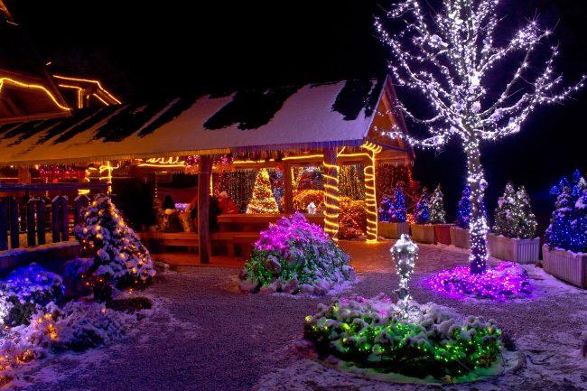 Время новогодних праздников - это время красивой и очень доброй сказки, которая приходит в каждый дом в конце каждого года с наступлением зимних холодов