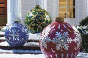 Фото 37 Как украсить сад к Новому году: 80 идей, которые преобразят ландшафтный дизайн вашего дома