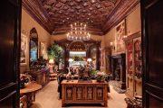 Фото 8 Кессонные потолки из дерева: 85 вариантов отделки для настоящих аристократов
