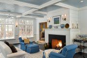 Фото 22 Кессонные потолки из дерева: 85 вариантов отделки для настоящих аристократов