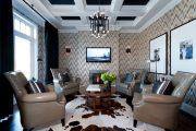 Фото 11 Кессонные потолки из дерева: 85 вариантов отделки для настоящих аристократов