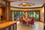Фото 26 Кессонные потолки из дерева: 85 вариантов отделки для настоящих аристократов
