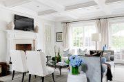 Фото 32 Кессонные потолки из дерева: 85 вариантов отделки для настоящих аристократов
