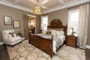 Фото 34 Кессонные потолки из дерева: 85 вариантов отделки для настоящих аристократов