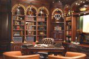 Фото 41 Кессонные потолки из дерева: 85 вариантов отделки для настоящих аристократов