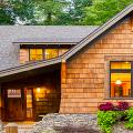 Маленькие дома для постоянного проживания: обзор наиболее комфортных и уютных проектов фото