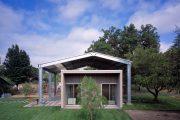 Фото 6 Маленькие дома для постоянного проживания: обзор наиболее комфортных и уютных проектов