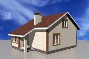 Фото 38 Маленькие дома для постоянного проживания: обзор наиболее комфортных и уютных проектов