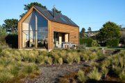 Фото 4 Маленькие дома для постоянного проживания: обзор наиболее комфортных и уютных проектов