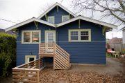 Фото 19 Маленькие дома для постоянного проживания: обзор наиболее комфортных и уютных проектов