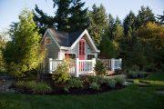 Фото 22 Маленькие дома для постоянного проживания: обзор наиболее комфортных и уютных проектов