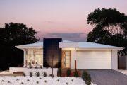 Фото 10 Маленькие дома для постоянного проживания: обзор наиболее комфортных и уютных проектов
