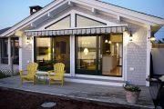 Фото 3 Маленькие дома для постоянного проживания: обзор наиболее комфортных и уютных проектов