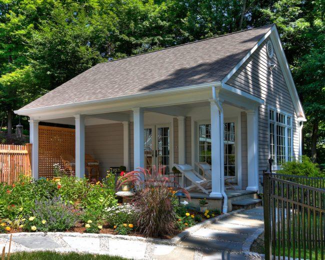 Одним из самых простых способов построить самый дешевый дом является уменьшение его размера