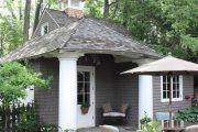 Фото 5 Маленькие дома для постоянного проживания: обзор наиболее комфортных и уютных проектов