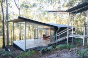 Фото 44 Маленькие дома для постоянного проживания: обзор наиболее комфортных и уютных проектов