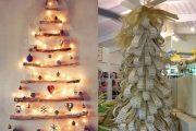 Фото 3 Как украсить офис к Новому году: 80 простых и элегантных вариантов