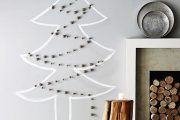 Фото 9 Как украсить офис к Новому 2021 году: 80 простых и элегантных вариантов