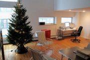 Фото 12 Как украсить офис к Новому году: 80 простых и элегантных вариантов