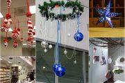 Фото 31 Как украсить офис к Новому 2021 году: 80 простых и элегантных вариантов
