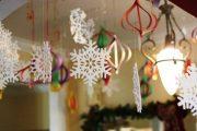 Фото 36 Как украсить офис к Новому году: 80 простых и элегантных вариантов