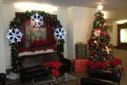 Фото 39 Как украсить офис к Новому году: 80 простых и элегантных вариантов