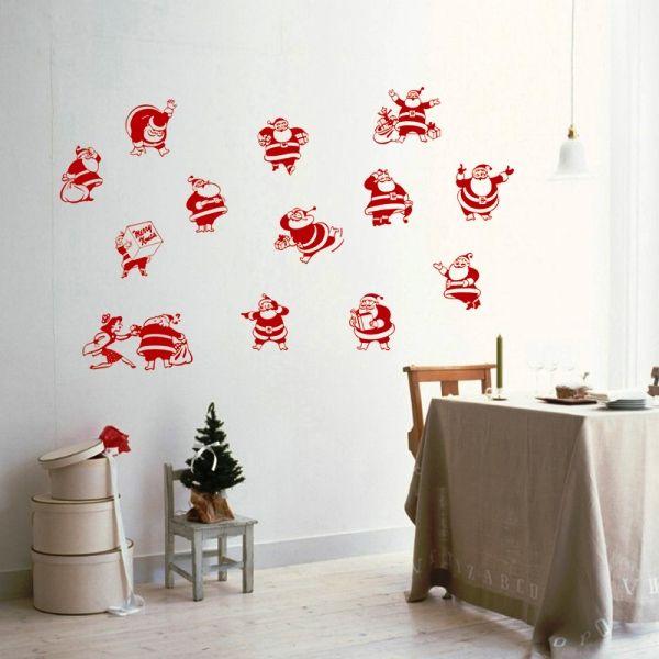 Симпатичные наклейки - самый простой способ украсить стену