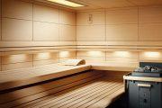 Фото 4 Печи для бани на дровах с баком: 90 максимально функциональных и продуманных реализаций