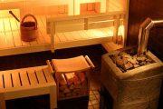 Фото 30 Печи для бани на дровах с баком: 90 максимально функциональных и продуманных реализаций