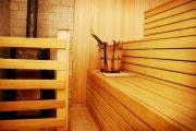 Фото 33 Печи для бани на дровах с баком: 90 максимально функциональных и продуманных реализаций