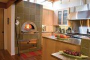 Фото 35 Печь голландка: 80 уютных реализаций в стиле кантри, шале и модерн