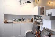 Фото 3 Перепланировка однокомнатной квартиры в двухкомнатную: секреты идеальной проектировки