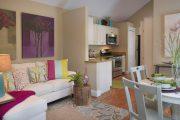 Фото 7 Перепланировка однокомнатной квартиры в двухкомнатную: секреты идеальной проектировки