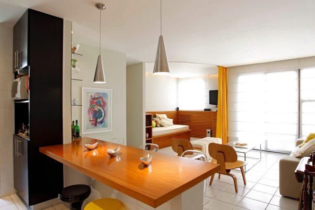 Перепланировка 2х комнатной квартиры: 43 и 48 квм — две