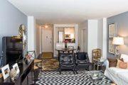 Фото 14 Перепланировка однокомнатной квартиры в двухкомнатную: секреты идеальной проектировки