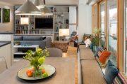 Фото 18 Перепланировка однокомнатной квартиры в двухкомнатную: секреты идеальной проектировки