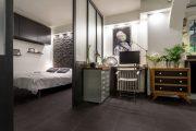 Фото 21 Перепланировка однокомнатной квартиры в двухкомнатную: секреты идеальной проектировки