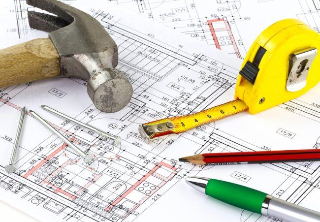 Перед проведением работ по перепланировке необходимо узаконить новый проект