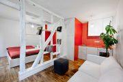 Фото 4 Перепланировка однокомнатной квартиры в двухкомнатную: секреты идеальной проектировки