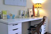 Фото 1 Письменные столы IKEA: выбираем стильное рабочее место при разумном бюджете