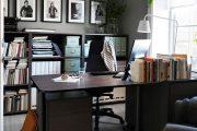 Фото 15 Письменные столы IKEA: выбираем стильное рабочее место при разумном бюджете