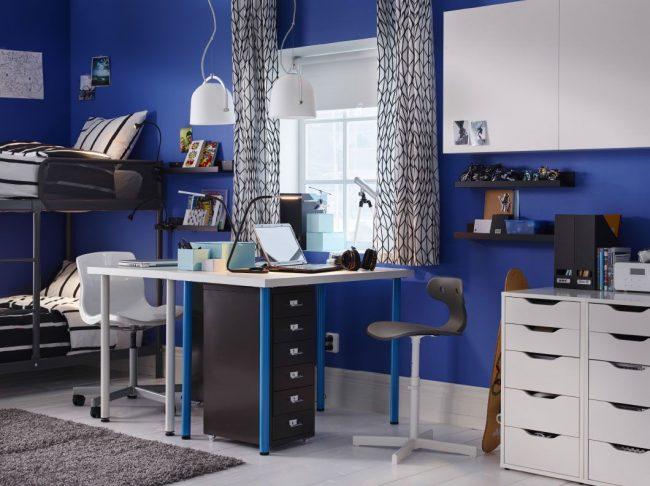 Письменный стол для шrольника от IKEA