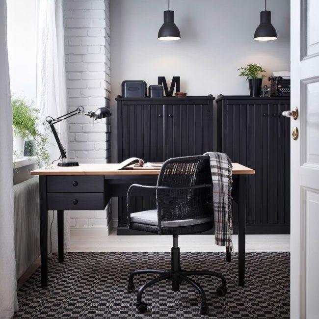 Письменный сто IKEA, Аркельсторн