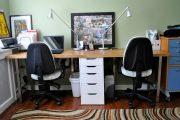 Фото 24 Письменные столы IKEA: выбираем стильное рабочее место при разумном бюджете