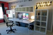 Фото 30 Письменные столы IKEA: выбираем стильное рабочее место при разумном бюджете